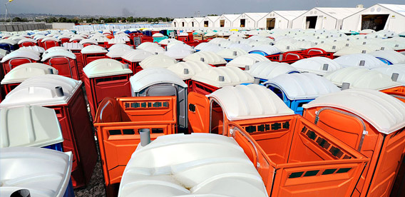 Champion Portable Toilets in Grand Prairie, TX